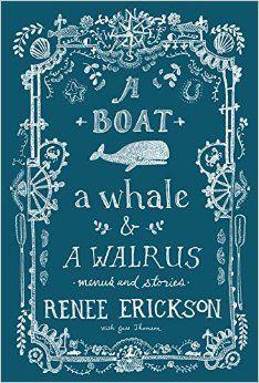 Cooking the Books: A Boat, A Whale, & A Walrus   CoastalLiving.com
