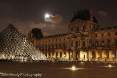 世界遺産 ルーブル美術館 パリのセーヌ河岸の絶景写真画像 フランス