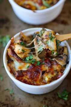 Japanese Eggplant and Kabocha Miso Gratin - Pickled Plum