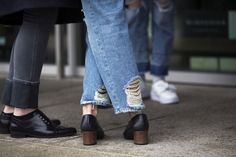 A Look Back at the Best Street Style From London Fashion Week - Racked
