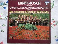 Ernst Mosch - Die Schönsten Deutschen Volkslieder - Teldec 6.26330 AF - Germany