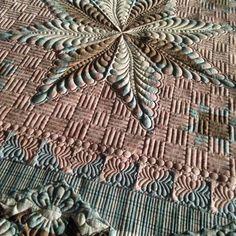 Phyllis's quilt