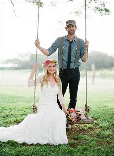 Summer Rural Rustic Themed Weddings for 2014 | TulleandChantilly.