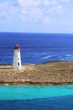Lighthouse in Nassau, Bahamas