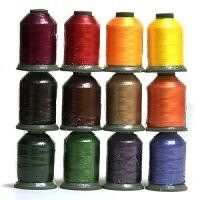 12 Spools FALL/HALLOWEEN Embroidery Machine Thread