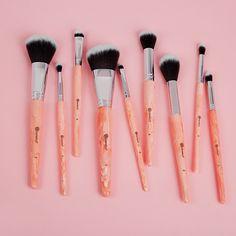 BH Cosmetics   Rose Quartz Brush Set Launch Date: 02/2017