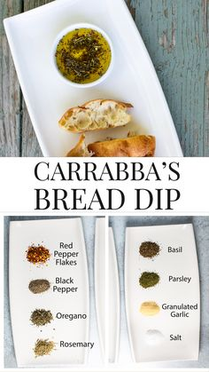This easy Carrabba's Bread Dip recipe will be your go to easy appetizer! Yummy Appetizers, Appetizers For Party, Olive Recipes Appetizers, Olives, Olive Oil Dip For Bread, Tasty, Yummy Food, Food And Drink, Cooking Recipes