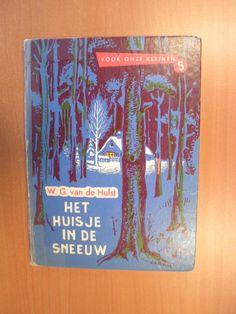 Hulst, W.G. van de - Het huisje in de sneeuw