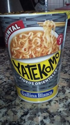 Yatekomo fideos orientales 2Pp Food And Drink, Packaging, Quotes, Food Items, Products, Noodle, Eating Clean, Diets, Quotations