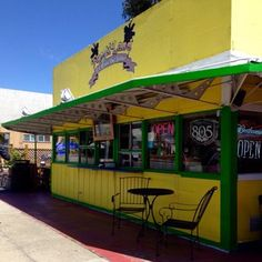Places to eat in SLO  Frutiland La Casa Del Sabor - Arroyo Grande, CA, United States. Colorful and…