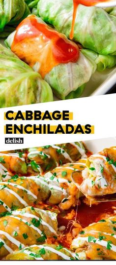 Weight Loss Plans Tracker Low-Carb Cabbage Enchiladas Are The Guilt-Free DreamDelish.Weight Loss Plans Tracker Low-Carb Cabbage Enchiladas Are The Guilt-Free DreamDelish Mexican Food Recipes, Diet Recipes, Vegan Recipes, Cooking Recipes, Low Carb Vegetarian Recipes, No Carb Dinner Recipes, Cake Recipes, Smoothie Recipes, Vegetarian Lunch