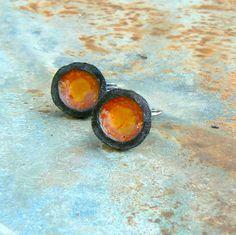 Hliněnky oranžové - visací