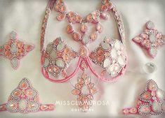 Dolcissima Samba Costume | Miss Glamurosa Costumes
