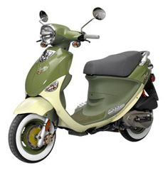 Buddy 150 Italia ... It was my very first scooter! I recommend it to anyone!