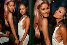 Karrueche is pregnant and Chris Brown is responsible for it?? See what MTO just posted! (+Photos)