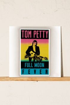 Tom Petty - Full Moon Fever LP | Urban Outfitters
