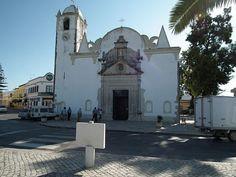 Church of Luz de Tavira - Igreja matriz de Nossa Senhora da Luz Location: Largo da Igreja, Luz de Tavira
