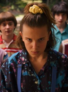 """If you are a fan of Netflix then """"Stranger Things"""" is no stranger to you. On the day of Valentine's the directors """"the Duffer brothers"""" gave a glimpse of the series of Stranger Things. Stranger Things Netflix, Stranger Things Season 3, Stranger Things Funny, Eleven Stranger Things Costume, Stranger Things Characters, Natasha Lyonne, Shows Coming To Netflix, Bobby Brown Stranger Things, Stranger Things Halloween"""