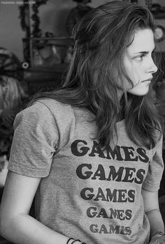 "Kristen Stewart portrays the character of Emily ""Em"" Lewin in the movie ""Adventureland""........"