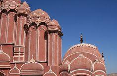 Hawal Mahal    Palace of Winds.