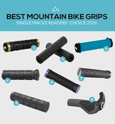 Get a Grip! The Best Mountain Bike Grips, According to Our Readers http://www.singletracks.com/blog/mtb-gear/the-most-popular-mtb-grips-according-to-our-readers/