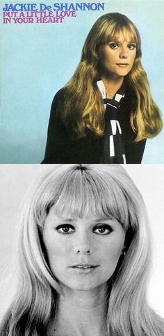 """Jackie DeShannon """"Put a Little Love in Your Heart"""" (1968)"""