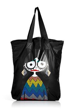 Black Miss Marc Shopper - $65.00