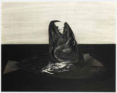 Fish Head, by Yasuo Kuniyoshi.