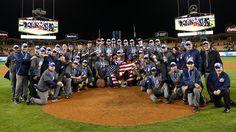 Team USA 2017 World Baseball Classic Champions 🇺🇸🏆 Baseball Tournament, World Baseball Classic, Giancarlo Stanton, Team Usa, Need To Know, Mlb, Champion, Instagram Posts
