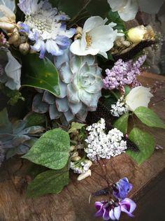 ~ Muse Park: Unbridled Rustic Bouquet