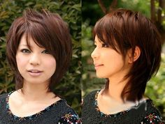 hair images round face med length over 40\ | length hair length over womenlayered hairstyles offer comfortable hair ...
