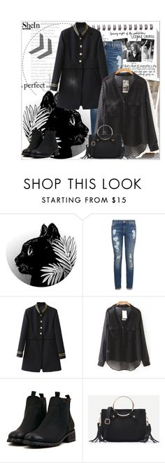 """""""SheIn 7/ XV"""" by emina-095 ❤ liked on Polyvore featuring Garance Doré, Tommy Hilfiger and shein"""