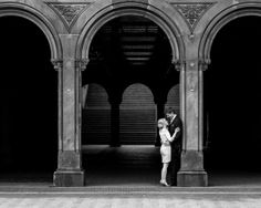 I can never see enough Bethesda Terrace shots