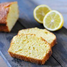 Olive oil lemon cake | 4Pure