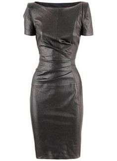 Маленькое черное платье для грушевидной фигуры