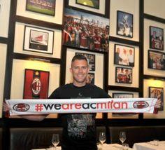 Ménez officiellement au Milan AC ( Photo )