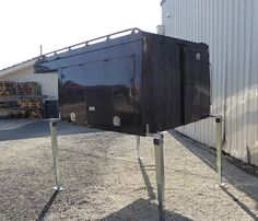 Australian made aluminium slide on ute camper, 5 year structural warranty and affordable prices.