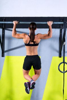 Yes, Women Can Do Pull-Ups