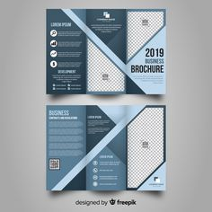 Discover the best free resources of Trifold Brochure Tri Fold Brochure, Brochure Cover Design, Graphic Design Brochure, Corporate Brochure Design, Brochure Layout, Graphic Design Posters, Brochure Trifold, Business Brochure, Brochures