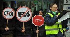 Weil beim Ceta-Vertragsentwurf die öffentlichen Dienste nicht klar formuliert seien, warnen die deutschen Städte und Kommunen vor einer Privatisierungswelle. Dies müsse ausgeschlossen werden.