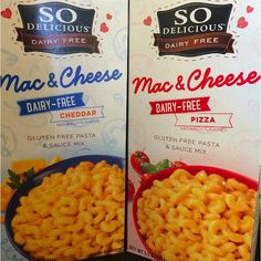 The 8 Best Vegan Boxed Mac & Cheese Products