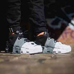 Restock alert yo! We just got a few extras in of these @nikesportswear Air More Uptempo '96 in Black / Grey / White. You know what to do. #nike #nikesportswear #uptempo #sneaker #sneakers #restock #sneakernews #sneakerhead #onfeet #womft #hypebeast #highsnobiety #sneakerfreaker #nicekicks #whatdropsnow #thedropdate #allikestore