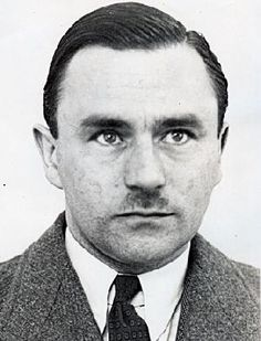 """John George Haigh (1909 – 1949), """"Acid Bath Murderer"""", was a serial killer during the 1940s. He was convicted & executed for 6 murders. He used acid for body disposal: he would dissolve their bodies in concentrated sulphuric acid before forging papers in order to sell their possessions and collect substantial sums of money. Haigh did this because he misunderstood the term corpus delicti, thinking that if victims' bodies could not be found, then a murder conviction would not be possible"""