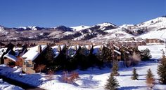 Red Pine Condominiums Park City Nestled just 200 metres from the base of The Canyons ski area, this Park City, Utah property provides fully furnished, one-bedroom apartments with easy access to the ski lifts.