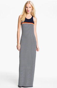Trina Turk 'Artmageddon' Knit Maxi Dress available at #Nordstrom
