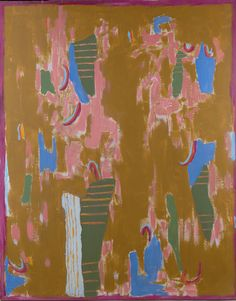 Journey by Betty Parsons, 1975 Painting Gallery, Drawing Prints, Art, Abstract, Art Masters, Abstract Expressionism, Painting, Collage Art, Abstract Painting