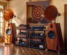 Super Tube Audio! Systems like this separate the Men from the Boys!