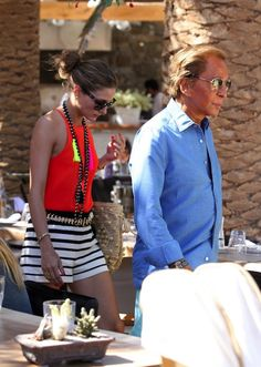 The Olivia Palermo Lookbook : Olivia Palermo in Greece