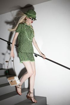 Lanvin Resort 2012. #lifeinstyle #greenwithenvy