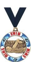 Need #Swim Medals for the Next Meet? Get Your Award Medals from Crown Awards. http://www.crownawards.com/StoreFront/CM70SWRG.ALL.Medals-Dogtags.2%22_Swimming_Sport_Rimz_2.0_Medal.prod